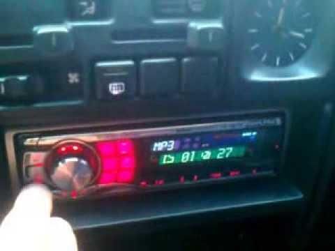 [QNCB_7524]  Alpine CDE-9881 RB - YouTube | Alpine Cde 9881 Wiring Harness |  | YouTube
