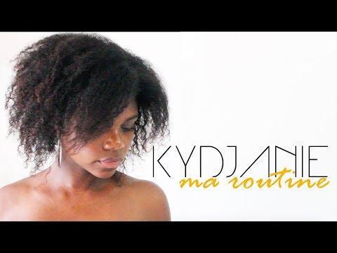 Routine Capillaire Naturelle pour cheveux afro crépus, frisés, bouclés et défrisés avec KYDJANIE #Sp