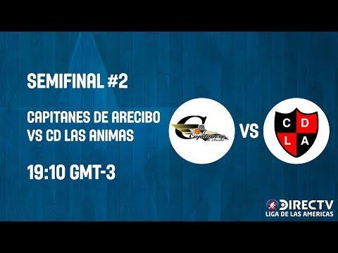 Capitanes de Arecibo v CD Las Animas - Semi-Finals 2 - Full Game