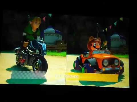 I wanna be Link! | MarioKart 8