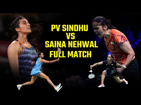 Saina Nehwal Vs PV Sindhu | Women's Singles | Hyderabad Hotshots Vs Awadhe Warriors 2013