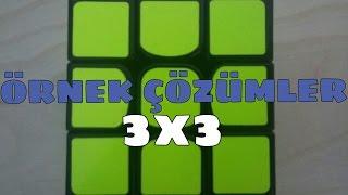 Kısa Örnek Çözümler   3x3