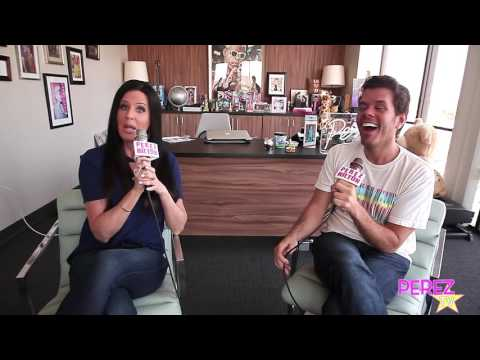 Perez Hilton Chats With Patti Stanger About Million Dollar Matchmaker