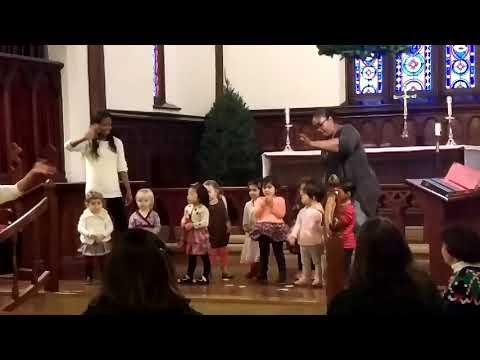 Juliet, Christmas 2017, St Stephens