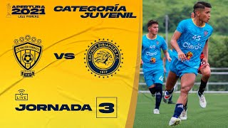 ???? EN VIVO ???? CD Walter Ferretti U20 vs Diriangén FC U20 | Jornada 3 Liga Primera