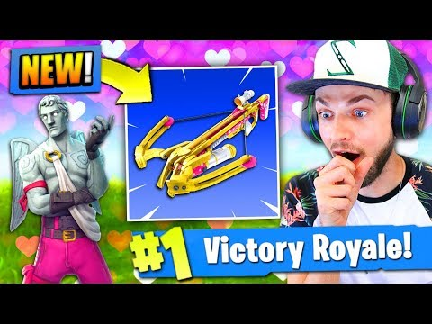 *NEW* CROSSBOW WEAPON coming to Fortnite: Battle Royale!