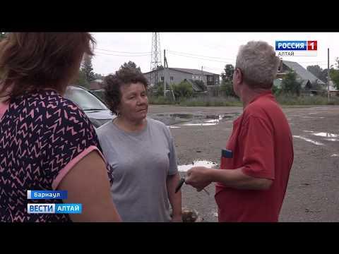 В Барнауле отменили аукцион на создание искусственного участка в районе Лесного пруда