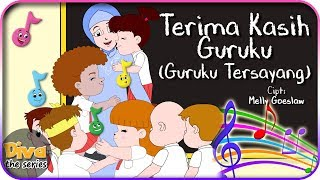Download Terima Kasih Guruku ( Guruku Tersayang ) | Diva bernyanyi | Diva The Series Official
