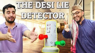 DESI LIE DETECTOR | RESHMA KI GICCHI | Comedy | The Baigan Vines
