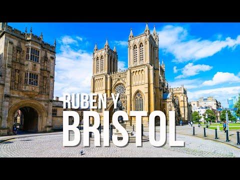 🇬🇧 Bristol, mucho más que BANKSY