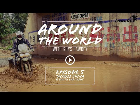 "[Ep 5] Around the World with Rhys Lawrey | ""Across China & South East Asia"" 