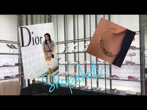 Shopping In Vietnam: Dior, Gucci, & Louis Vuitton Try On & Unboxing