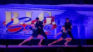 Amaya Dance Apprentice Team Performance BIG Salsa Festival 2017