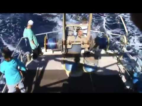 Commerical Fishing with Carl Roby
