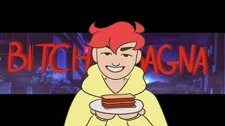 bitch lasagna meme