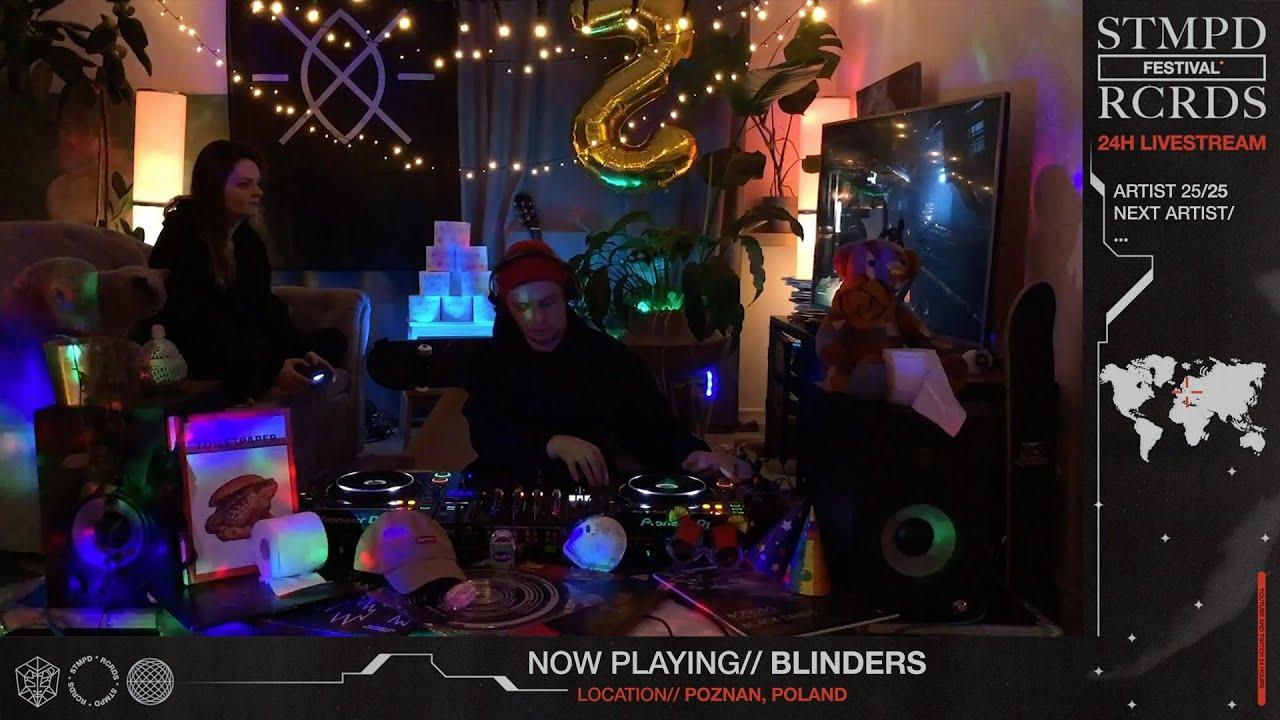 Download BLINDERS LIVE @ STMPD RCRDS FESTIVAL