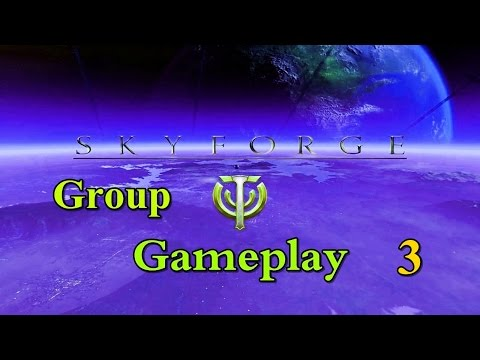 Skyforge - Group Gameplay 3