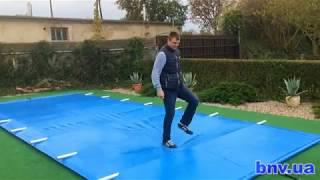 видео Уникальное покрытие для бассейнов