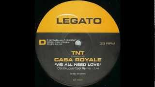TNT presents Casa Royale - We All Need Love (Continuous Cool Remix)