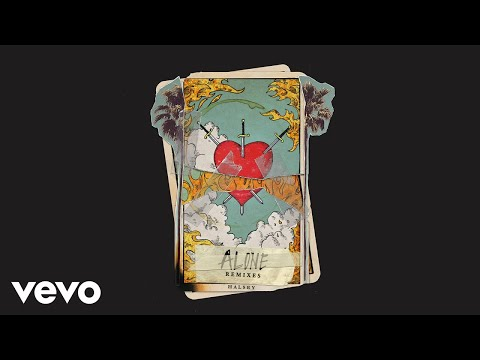 Halsey  Alone CID RemixAudio ft Big Sean, Stefflon Don
