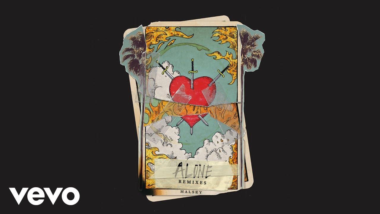 Halsey - Alone (CID Remix/Audio) ft. Big Sean, Stefflon Don