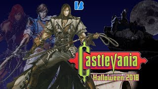 THE GREATEST BELMONT? | Castlevania, Halloween 2018 - Blast Processing
