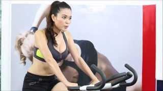 Đạp xe hết sức - giảm béo hết mức!! Gym Max E199