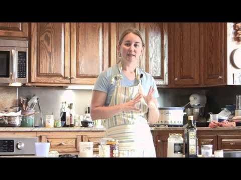 Bad Fats, The Barefoot Cook Workshop, Part 4, Amanda Love Healthy Cooking Secrets