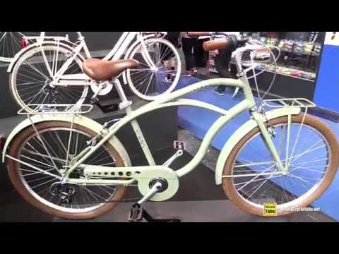2016 MBM Maui Cruiser Bike - Walkaround - 2015 Eurobike