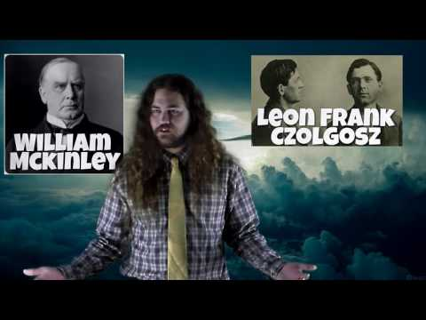 Conspiracy Cold Cases S1E1 The McKinley Assassination (Part One)