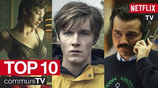 Top 10 Netflix TV Series of the 2010s