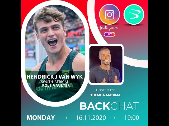 BackChat Ep78 with Valco van Wyk