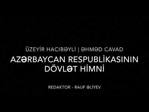 Azərbaycan Respublikasının Dövlət Himni (g-moll)