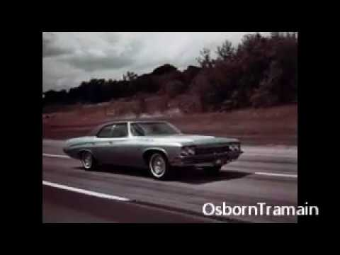 1972 Buick LaSabre Commercial  Paul Burke Spokesperson