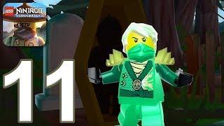 LEGO Ninjago: Shadow of Ronin - Gameplay Walkthrough Part 11 (iOS, Android)