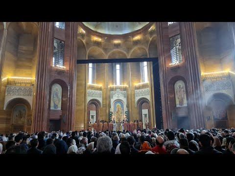 Прямой эфир с Армянской Апостольской Церкви в Москве – Пасха 4 апреля 2021 г.