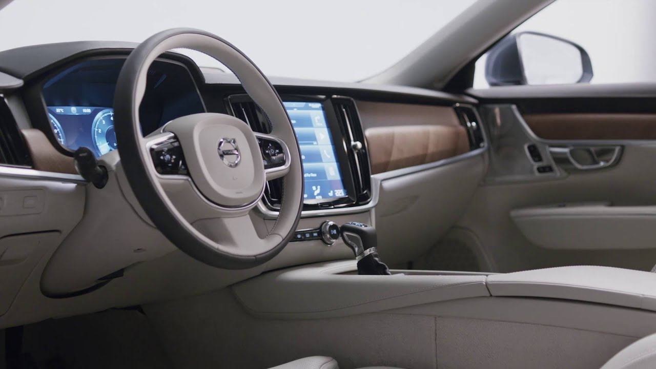 Dreams Become Real: Inside The New Volvo S90 - YouTube