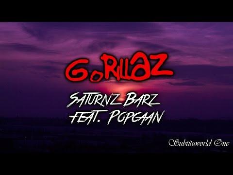 Gorillaz: Saturnz Barz Sub español  Lyrics feat Popcaan