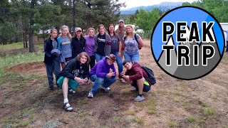 Youth PEAK Colorado Trip!