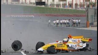 F1 2009 Crashes