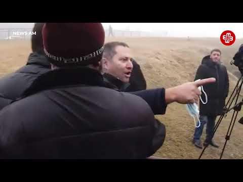 Erməni hərbçilərin əsir götürülmə videosu Yerevanda etiraza səbəb olub