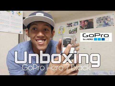 Unboxing Gopro Hero 7 Black HyperSmooth ManTul Bahasa Indonesia