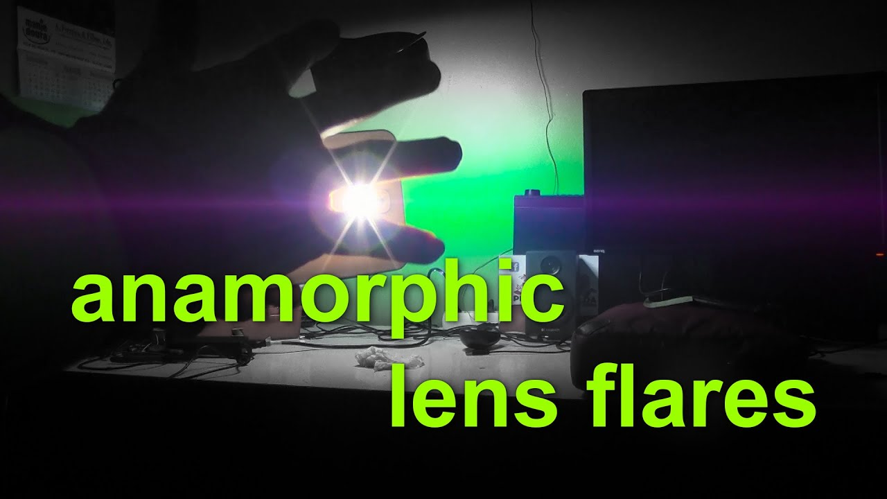ShareGrid publishes the 'Ultimate Anamorphic Lens Test ...