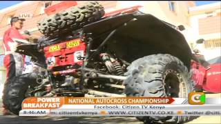 Power Breakfast: National Autocross Chamipnship