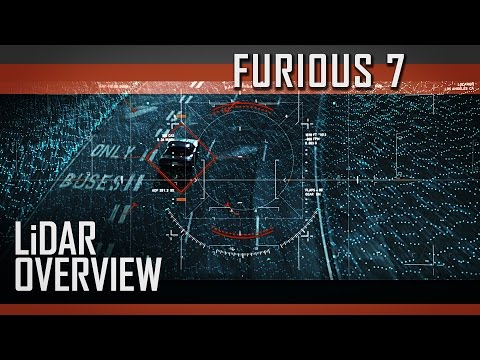 Furious 7 - LiDAR Overview | Cantina Creative