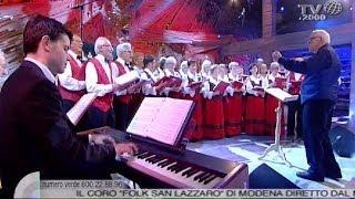 """""""La Canzone Di Noi"""" - Il Coro """"Folk San Lazzaro"""" Di Modena"""