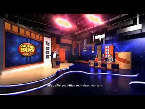 Coupon Bug Game Show Youtube