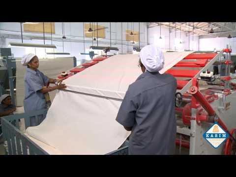 Kasim Textile Mills - Ware House