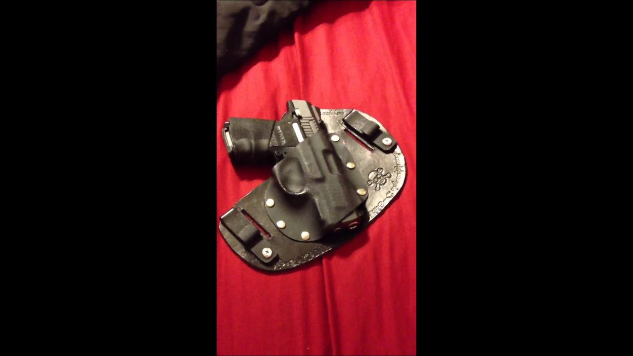 Reds Holsters RUGER SR9c Chapter 2!!!