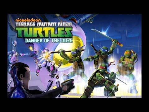 Citra Emulator (CPU JIT) - Teenage Mutant Ninja Turtles: Danger of the Ooze [1080p] - Nintendo 3DS - 동영상